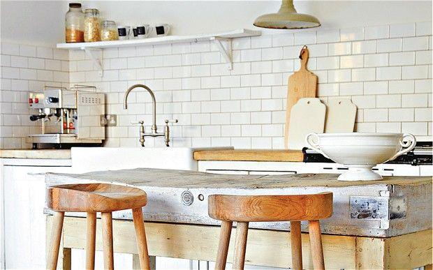 北欧のキッチン