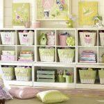カラーボックスを使った子供部屋のカワイイ収納アイデア☆
