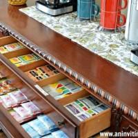 コーヒー紅茶の収納法