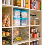 狭い場所でもOK!食品を保管する場所やパントリーを作るアイデアをご紹介