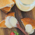 レンジで作る、簡単なミルクジャムの作り方