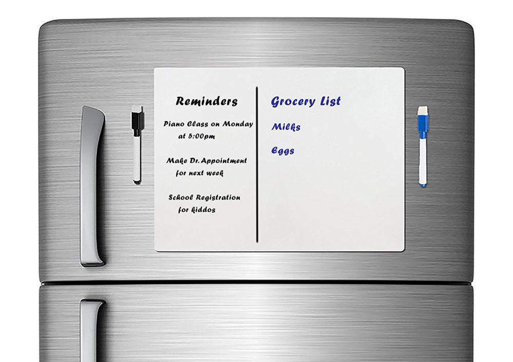 冷蔵庫マグネットシート