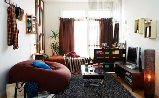 狭い部屋を有効に家具のレイアウトで変わる最適なパターン例