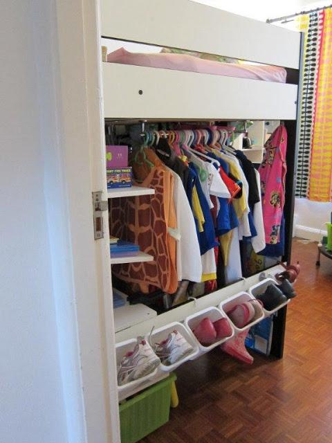 キッズもママも簡単スッキリ!子供服の収納アイデア | 収納 | Sweet Shower