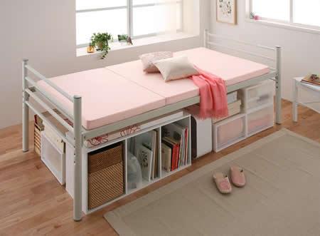 ベッド収納