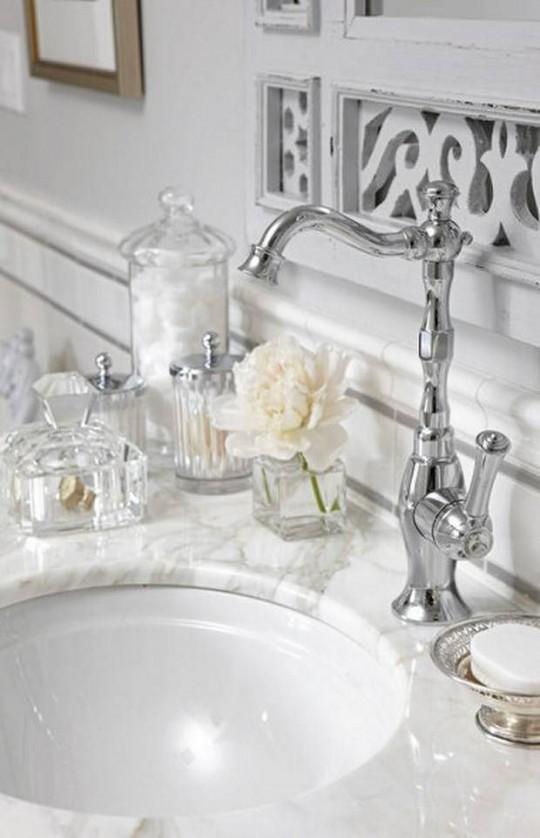 7 sweet shower for Glam girl bathroom design ideas