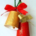 おしゃれで可愛い!親子で作る簡単クリスマス飾り【無料素材・作り方レシピ】