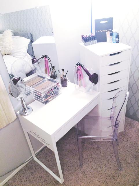 DIY Vanity Makeover - IKEA