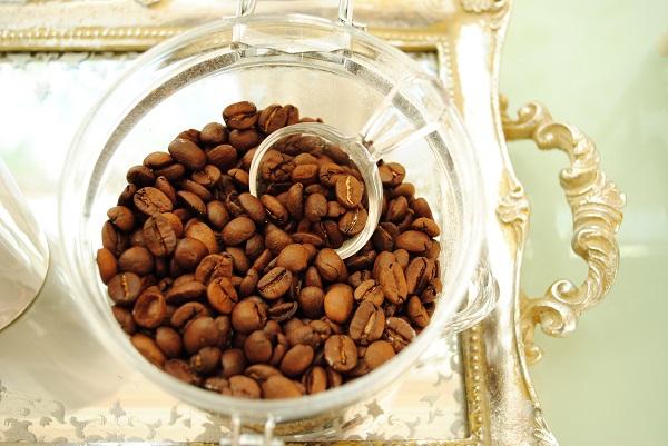 コーヒー豆容器