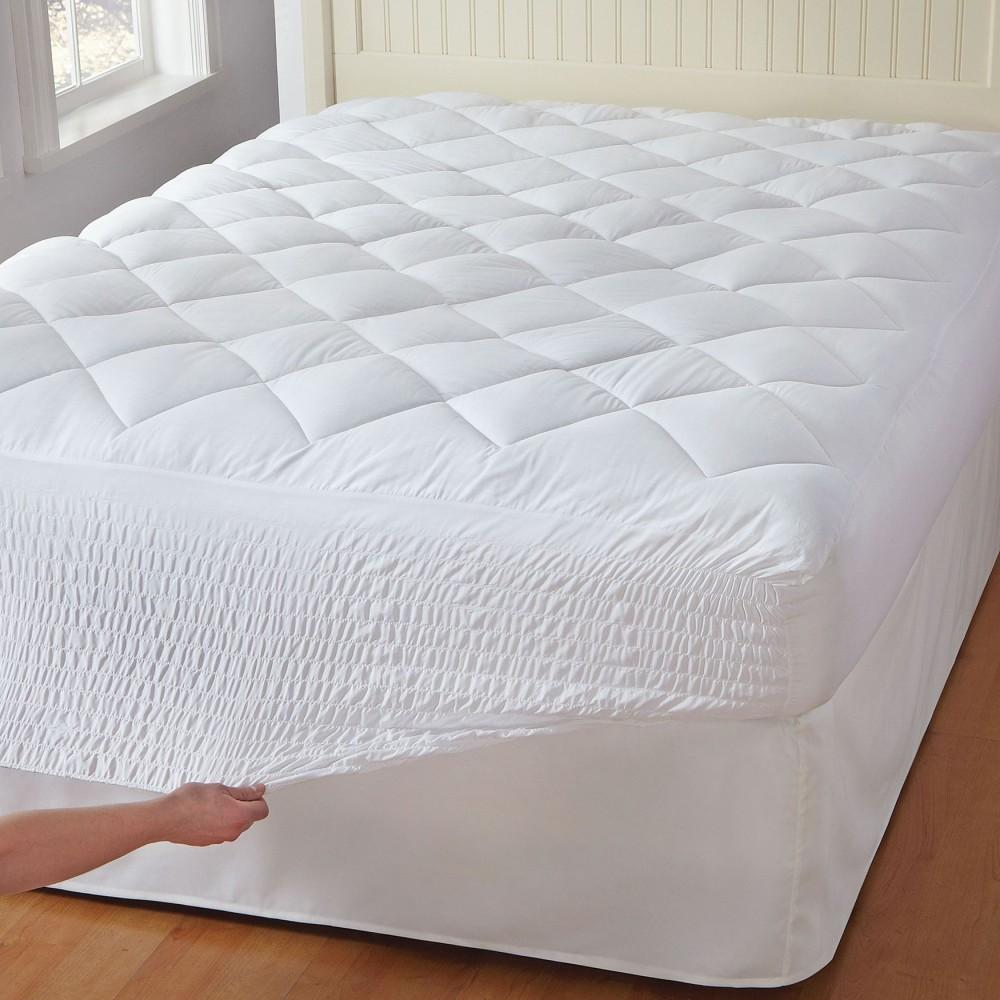 ベッドメーキング