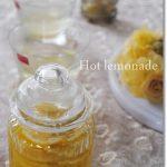 レモンの効能は良いことづくし♪簡単に作れるレモンシロップの作り方