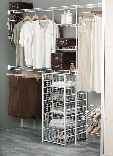 Wire Shelving Ideas