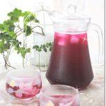 夏は赤しそジュースでさっぱり!クエン酸なしで作る保存可能なしそジュースの作り方